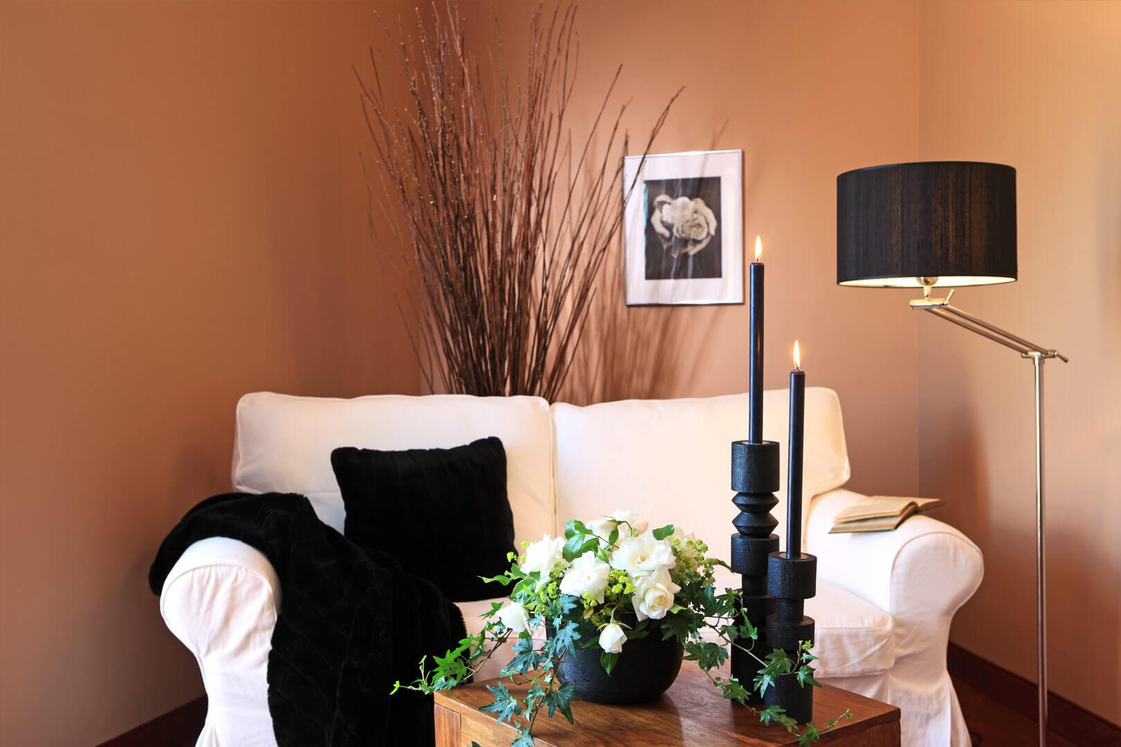 unsere doppelzimmer mit preisen rosendomizil. Black Bedroom Furniture Sets. Home Design Ideas